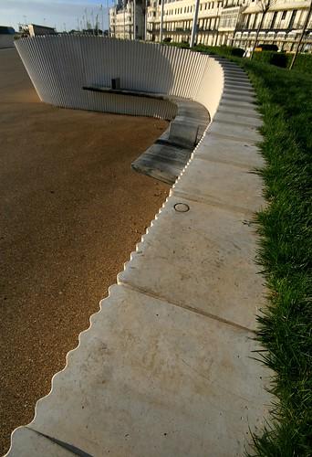 New Dover promenade