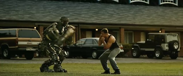 Real Steel 2011 Film