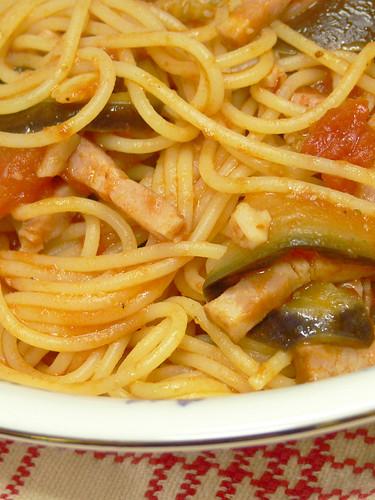 スパゲティ・アラビアータ