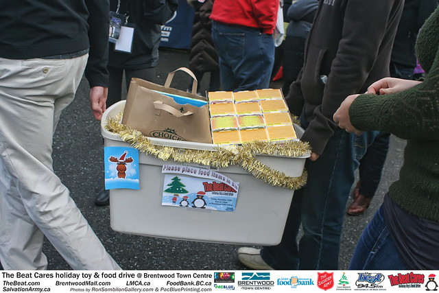 The BEAT CARES holiday food and toy drive at Brentwood Town Centre photos by Ron Sombilon Gallery (478) by Ron Sombilon Gallery