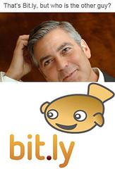 Bit.ly VS George Clooney