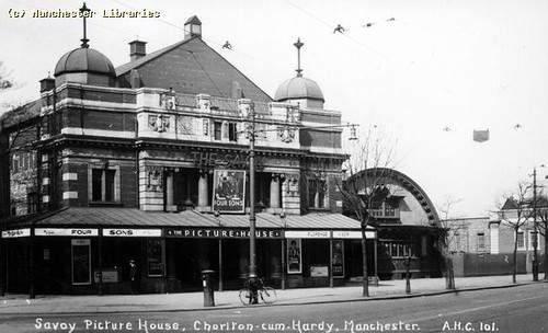 The Savoy Picture House in Chorlton