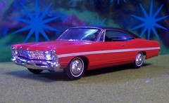 1967 Ford Galaxie XL Hardtop ( promo model ) (vinnyvrg) Tags: ford hardtop 1967 xl meteor galaxie montcalm s33