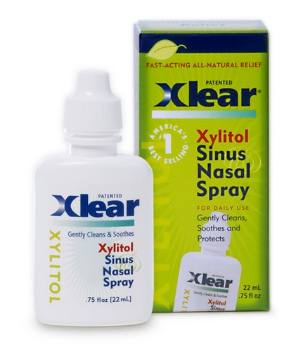 .75oz Xlear Nasal Spray