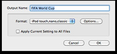 convert flv to quicktime