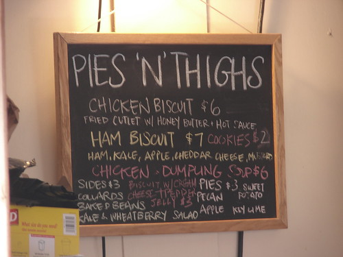 Pies n Thighs Columbus Circle