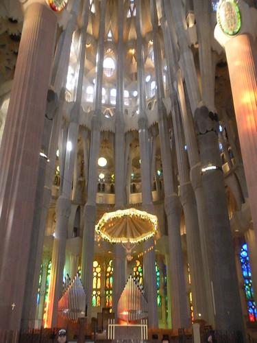 Altar, Sagrada Familia