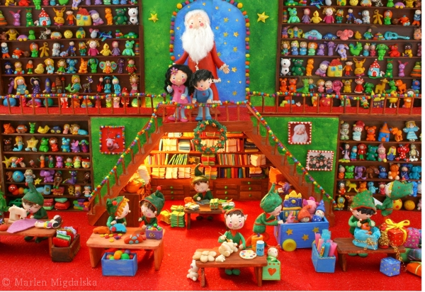 I wish you a Merry Christmas !!!