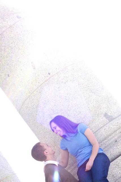 Kyle and Lindsay