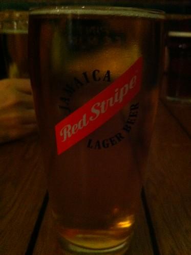 Londres - Red Stripe en Brixton