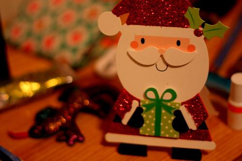 Father Christmas ..