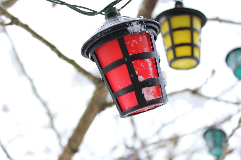 Annoying Lanterns