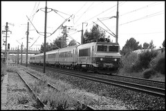 One day on the rail (RUCgost) Tags: france color train graffiti metro rail railway chrome vandal graff couleur voie ferrée sncf ter