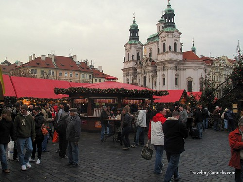 Prague Chirstmas Market - Czech Republic