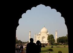 Taj Mahal area