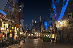 Hogsmeade After Dark (samueljustice.net) Tags: world vacation holiday castle photoshop island three orlando raw village angle head daniel wide harry potter harrypotter disney resort adventure forbidden 28 universal dslr studios universalstudios radcliffe hdr d3 hermione granger hogs hogshead 1755 cameraraw hogsmeade islandofadventure broomsticks d90 hogswarts photomatix photoshophdr nikond90 wizarding threebroomsticks nikond3 thewizardingworldofharrypotter harrypotterland hogsmeadevillage hogswartscastle