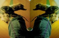Mirrored Binghi warria style.