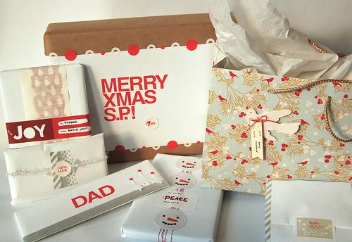 CHRISTMAS GIFTS 2010