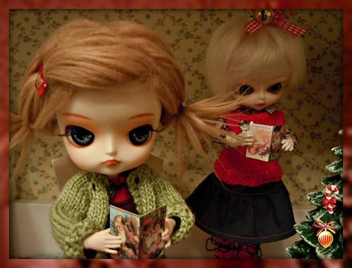 We wish you a merry christmas... by Herzlichkeiten