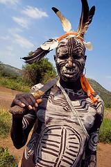 Ethiopia - Omo Valley14 (Tripodphoto.com) Tags: africa portrait people face culture tribal human tribes omovalley tradition ethiopia tribe ethnic rite ritratto mursi personne gens visage humane ethnology tribu omo etiopia ethiopie gibe ethnie omoriver ethnicgroup etiopien etiyopya peoplesoftheomovalley ethiopianethnicgroup