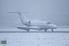 F-HBER - 525B-0183 - Private - Cessna 525B Citation CJ3 - Luton - 101222 - Steven Gray - IMG_7275