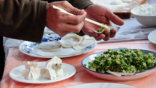 Dumpling Making I