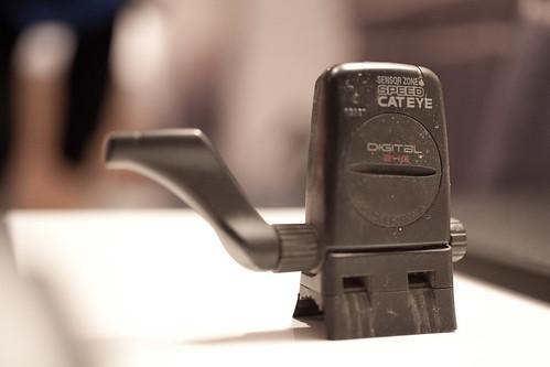 CATEYE V3 スピードケイデンスセンサー