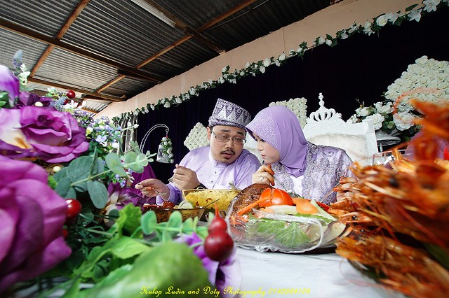 Majlis Perkahwinan Izwal Izzady dan Emma Liyana