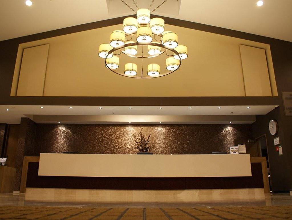 Waipuna Hotel Lobby