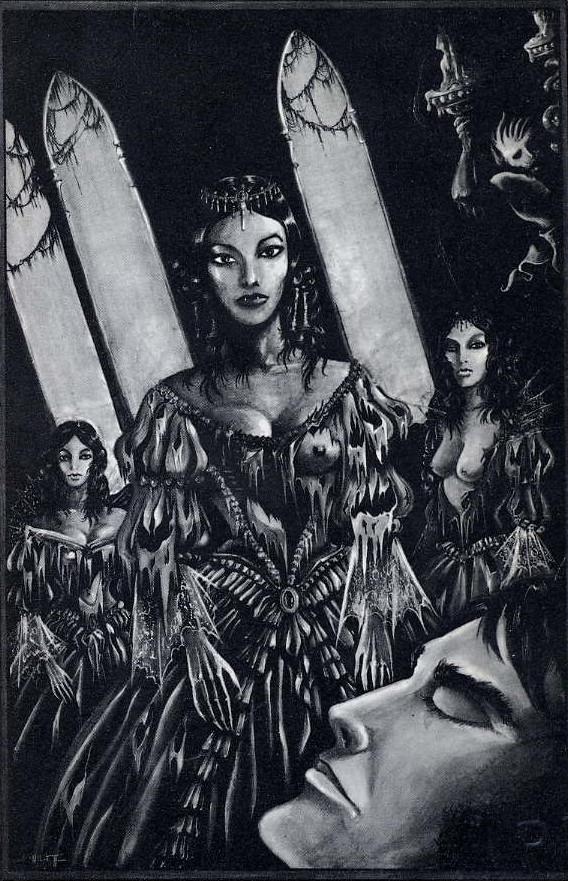 Philippe Druillet - Bram Stoker's Dracula, 1968 - 6