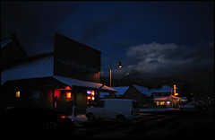 Evening at the Whistling Post (Gil Aegerter) Tags: wonderful nikon nikkor stevenspass skykomish wonderfulphotos 20mmf35ais gilaegerter