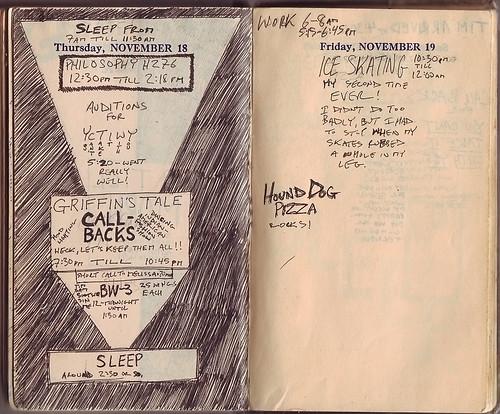 1954: November 18-19