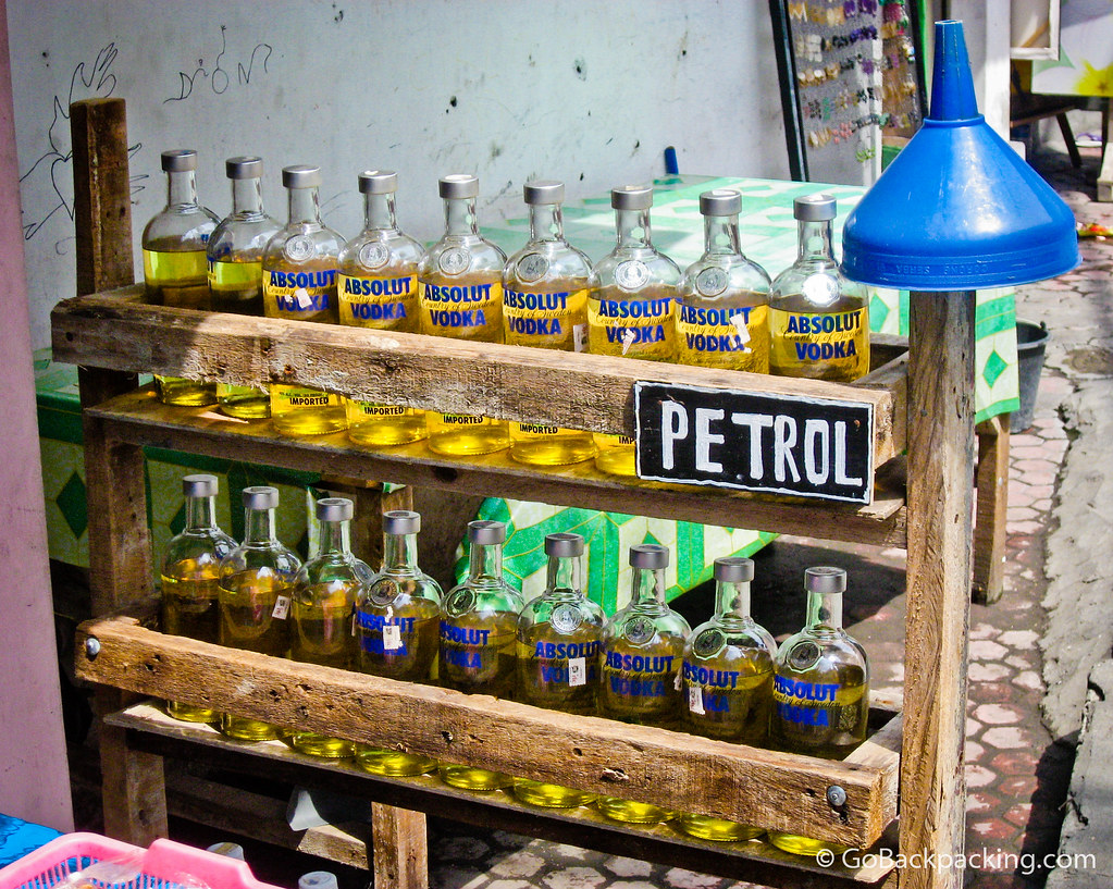 Absolut Petrol
