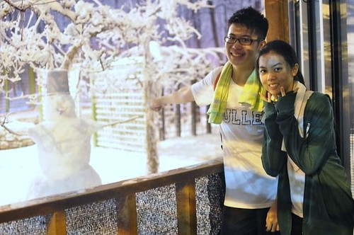 Calvin and Chee Li Kee