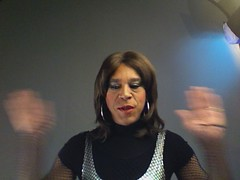 Kacey's First Vid! (kaceycd) Tags: shiny boots fishnet tgirl transvestite tight bodysuit swimsuit pantyhose crossdress spandex lycra tg leotard kinkyboots thighboots minidress wetlook platformboots stilettoboots fishnethose sexyboots stockingboots
