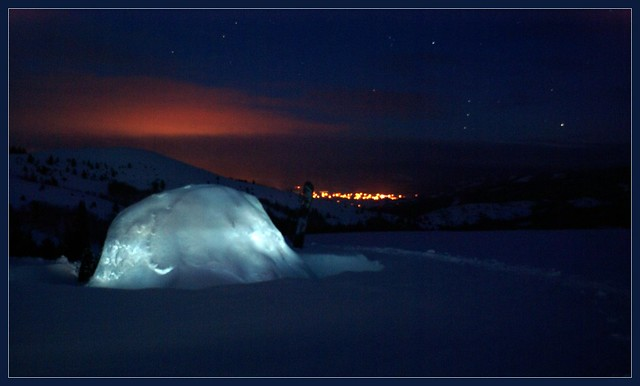 Long Winter's Night