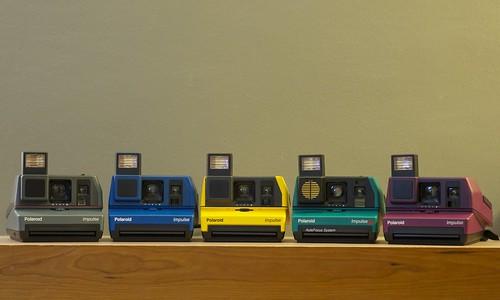 Polaroid Impulse Family
