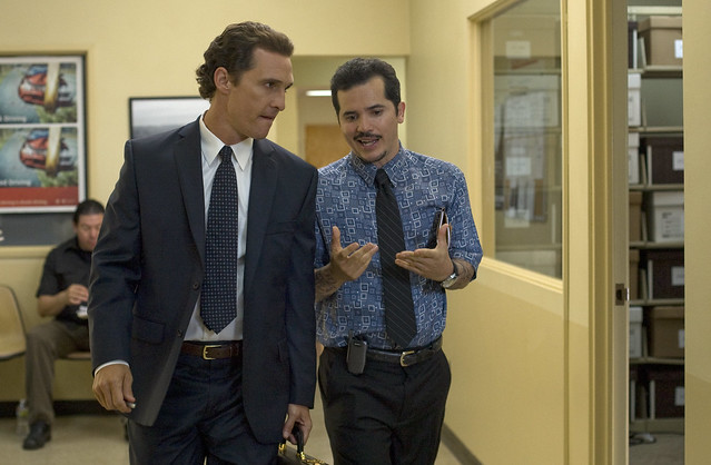 The Lincoln Lawyer - Matthew McConaughey and John Leguizamo by Lionsgate1