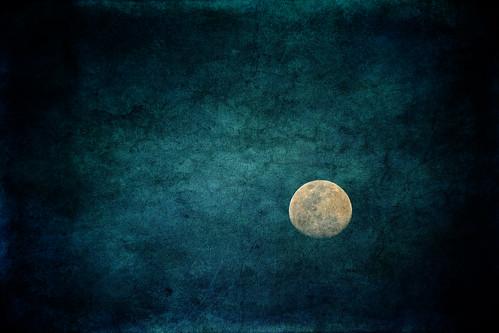 [フリー画像] 自然・風景, 月, 夜空, 201101051300