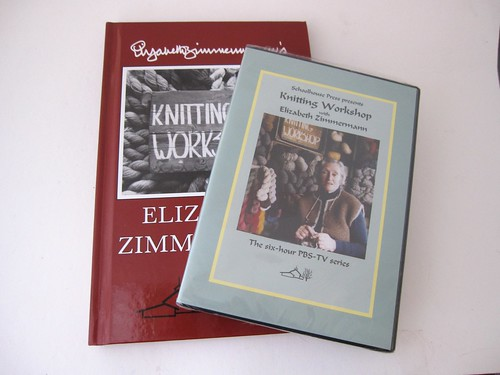 Knitting Workshop Book and DVD