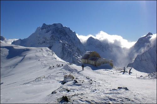 Dombay, Caucasus, Russia