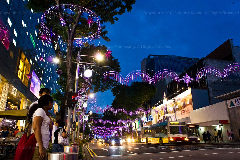 Orchard Road @ Singapore