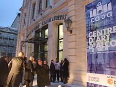 Centro de Arte Alcoy - Inauguración
