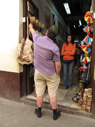 Havana, tourist