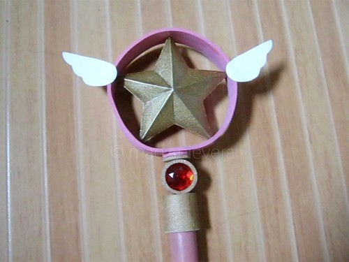D I Y Lunacy I Can Has Card Captor Sakura S Star Staff