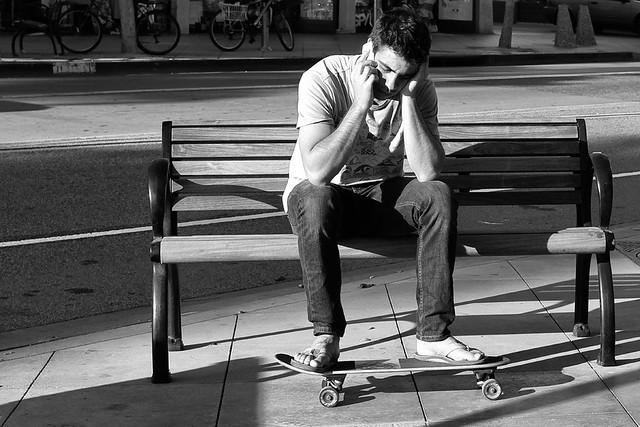 Talk, Sit & Skate