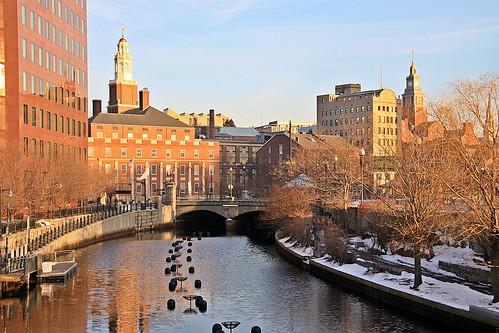 Providence River Walk