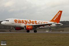 G-EZIY - 2636 - Easyjet - Airbus A319-111 - Luton - 110110 - Steven Gray - IMG_7732