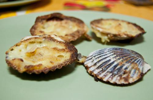 132/365 Mini Conchas de Vieira La Sirena