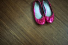 it all seemed possible (nicolemariedev) Tags: pink blurry shoes sparkly 11111 blartsy 2011yip